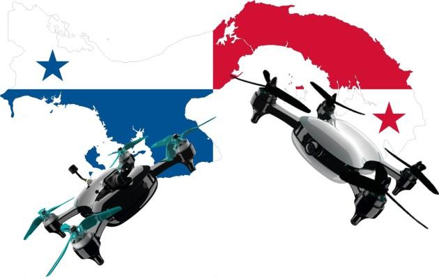 drones panama